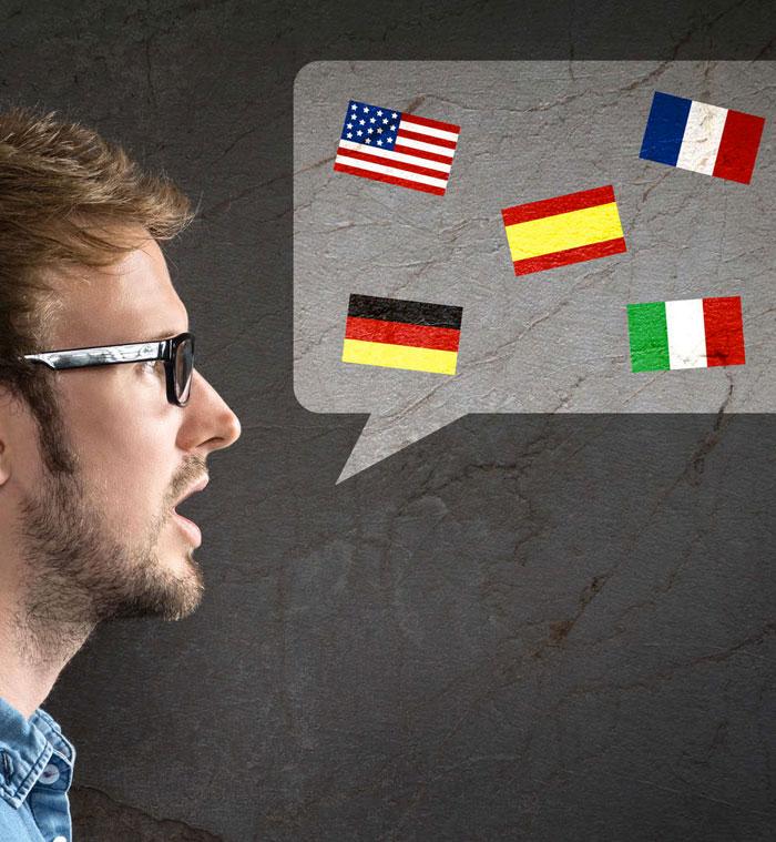 Langues et Anglais d'affaires