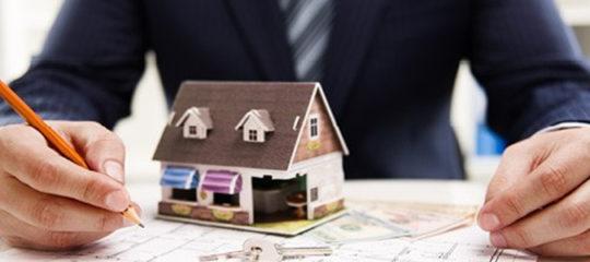 différents métiers du secteur de l'immobilier